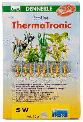 Dennerle Eco-Line ThermoTronic 20 W (Bodenheizung)