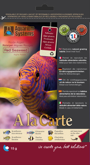 Aquarium Systems A la Carte Rote Algen 15 g