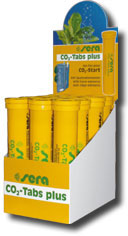 Sera CO2-Tabs plus (für sera CO2 Start Düngesystem)
