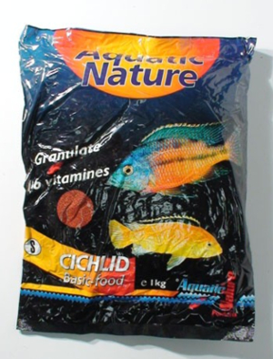Aquatic Nature African Cichlid Energy S 1,0 kg