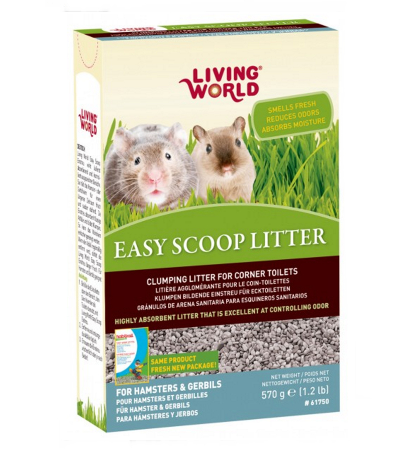 Living World Hamsterstreu 570 g