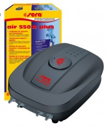 sera air 550 R plus Membranpumpe (550 l/h)