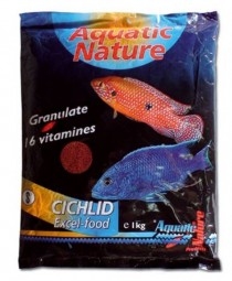 Aquatic Nature African Cichlid Excel Color S 1,0 kg