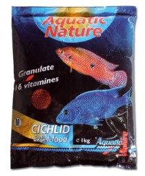 Aquatic Nature African Cichlid Excel Color M 1,0 kg