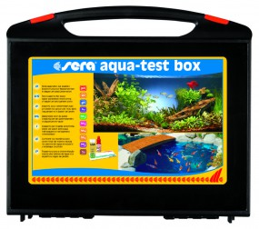 sera Aqua-Test Box mit Cl (Koffer)