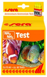 sera Ammonium / Ammoniak (NH4 / NH3 ) Test 15ml