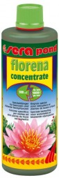 sera pond florena concentrate 500 ml Pflanzendünger