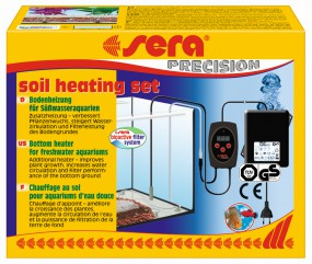 sera soil heating set (Bodenheizung Set für Aquarien)