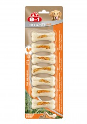 8in1 Delights Kauknochen Strong XS 140g