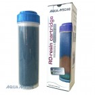 Aqua Medic RO-resin cartridge mit Farbindicater