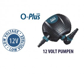 Aquaforte O-Plus 10000 LV 12 Volt