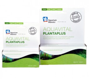 Aquarium Münster AQUAVITAL PLANTAPLUS 250 ml