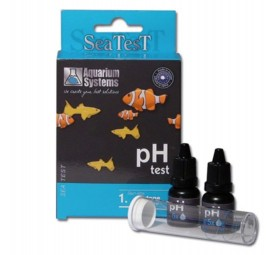 Aquarium Systems Sea Test pH (2x10 ml)