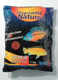 Aquatic Nature African Cichlid Energy M 1,0 kg