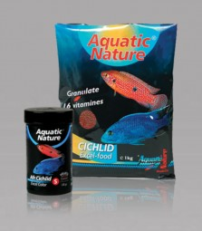 Aquatic Nature African Cichlid Excel Color S 20 kg
