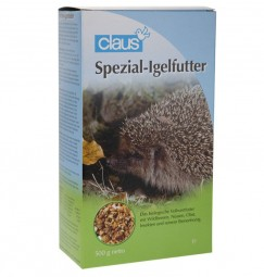 Claus Spezial Igelfutter 500 g