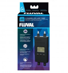 Fluval Digital LED Lampen Timer