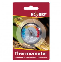 Hobby Analoges Thermometer D=5 cm