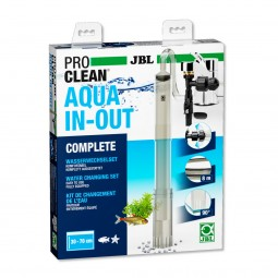 JBL PROCLEAN AQUA IN-OUT COMPLETE Wasserwechselset