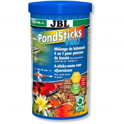 JBL Pond Sticks 4in1 (gemischte Sticks in einem Menü)