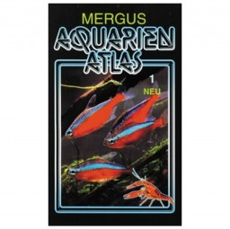Mergus Aquarien Atlas Band 1 (Kunstleder)