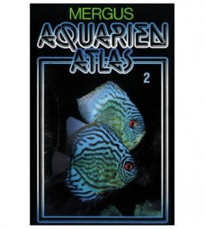 Mergus Aquarien Atlas Band 2 (Kunstleder)