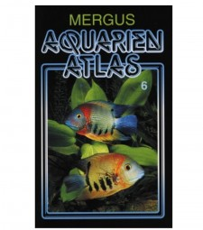 Mergus Aquarien Atlas Band 6 (Kunstleder)