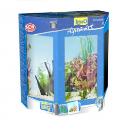 Tetra AquaArt Explorer Line Aquarium Set 60L
