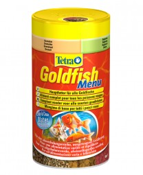 Tetra Goldfish Menu 250 ml (Hauptfutter-Mix)