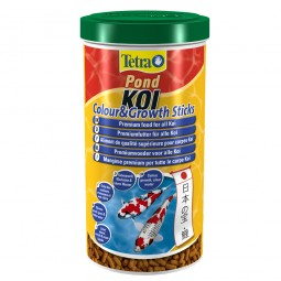 Tetra Pond Koi Colour&Growth Sticks 1 Liter