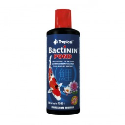 Tropical Bactinin Pond 0,5 Liter -lebende Bakterien-