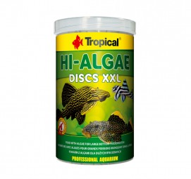 Tropical Hi-Algae Discs XXL Futterchips