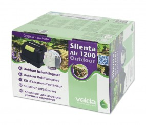 Velda Silenta Air Outdoor 1200 Belüftungsset