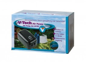 Velda V-Tech Air Pump Set AP-50