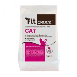 cdVet Fit-Crock Cat 700 g Katzenfutter