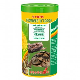 sera Flowers'n'Loops 1 l Leckerbissen