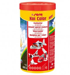 sera Koi Color Mini 1.000 ml Farbfutter