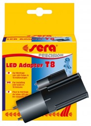 sera LED T8 Adapter Halterungen für LED Tubes