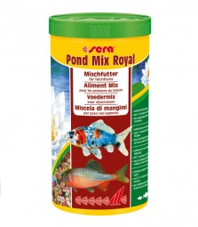 sera pond mix royal Hauptfutter Mischfutter