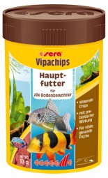 sera Vipachips Futterchips für Welse